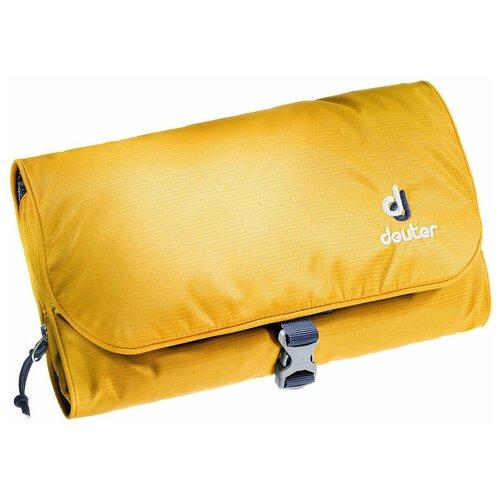 Косметичка Deuter 2020-21 Wash Bag II Curry/Navy (б/р)