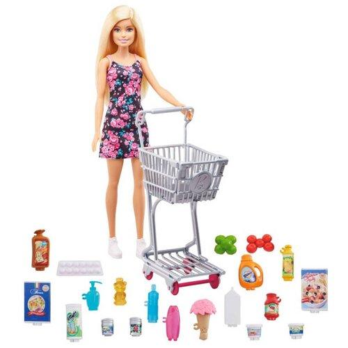 Набор игровой Barbie Время для покупок GTK94
