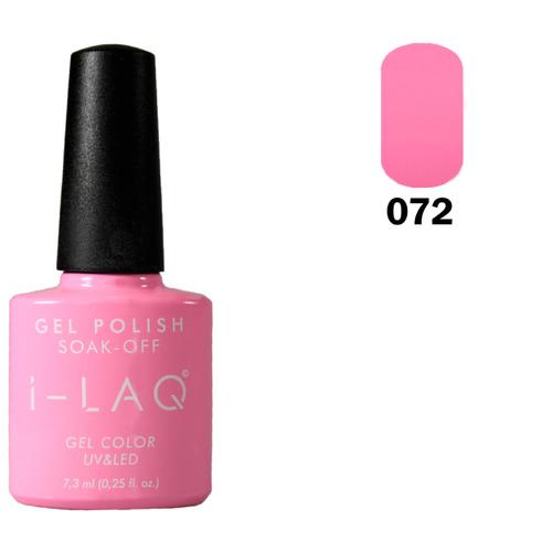 Гель-лак для ногтей I-LAQ Gel Color, 7.3 мл, 072 недорого