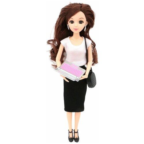 Кукла Funky Toys Эмили бизнес-леди, 29 см, 71002