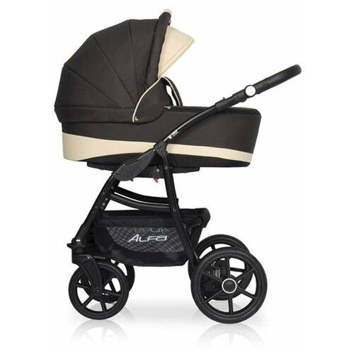 Универсальная коляска Riko Alfa Ecco 2 в 1, 08