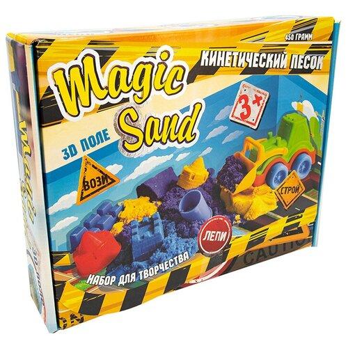 Купить Кинетический песок STRATEG Magic Sand (51201), 0.45 кг