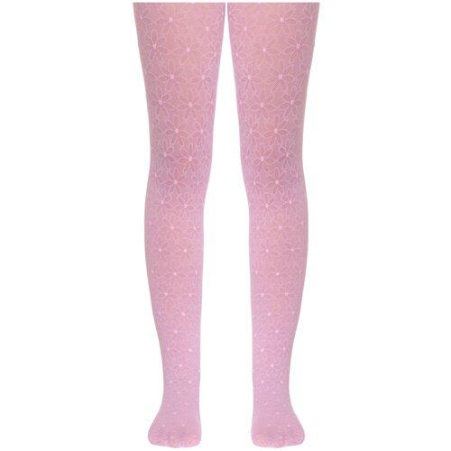 Фото - Колготки Conte Elegant JASMINE, размер 116-122, pink колготки conte elegant lucia размер 116 122 bianco