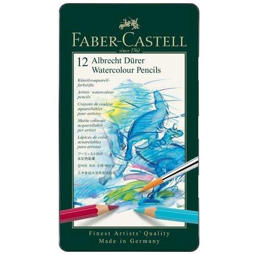 Faber-Castell Карандаши акварельные Albrecht Durer,12 цветов (117512)