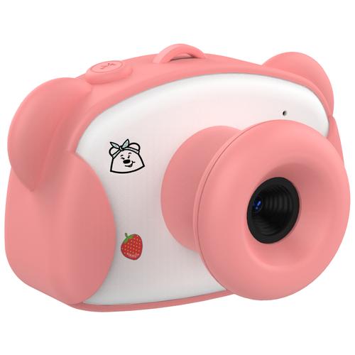 Фото - Фотоаппарат Lumicube Lumicam DK01 розовый фотоаппарат lumicam dk02 черный