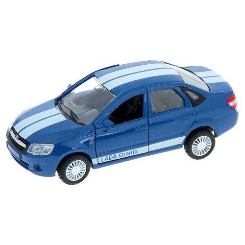 Купить Легковой автомобиль Autogrand Lada Granta тюнинговая версия (33957), синий/белый, Машинки и техника