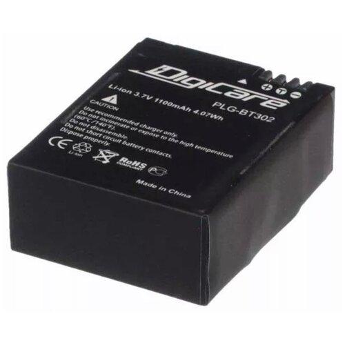 Аккумулятор Digicare PLG-BT302 черный