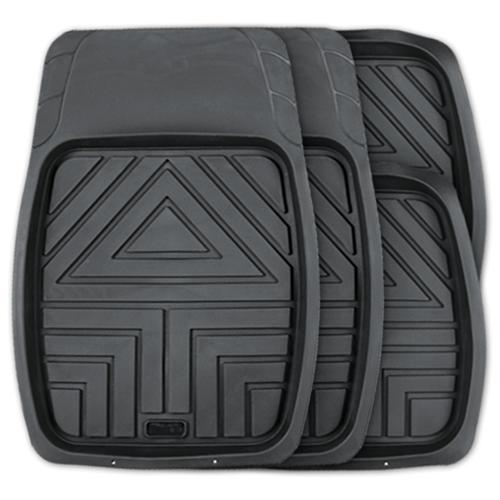 Фото - Комплект ковриков салона AUTOPROFI TER-110 4 шт. черный комплект ковриков autoprofi pet602 4 шт черный