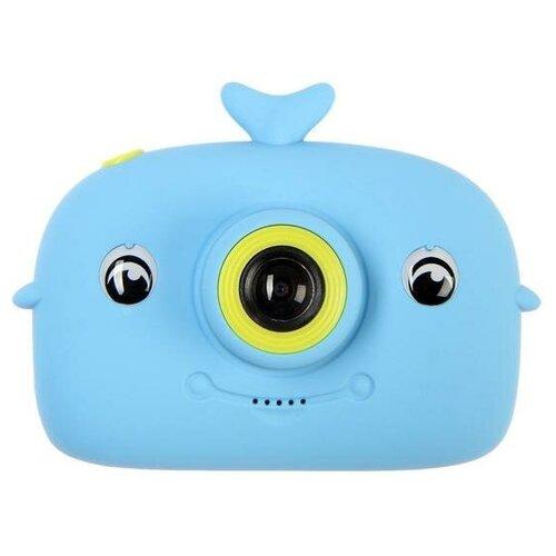 "Фотоаппарат Сима-ленд Didital Camera Whale ""Кит"" синий"
