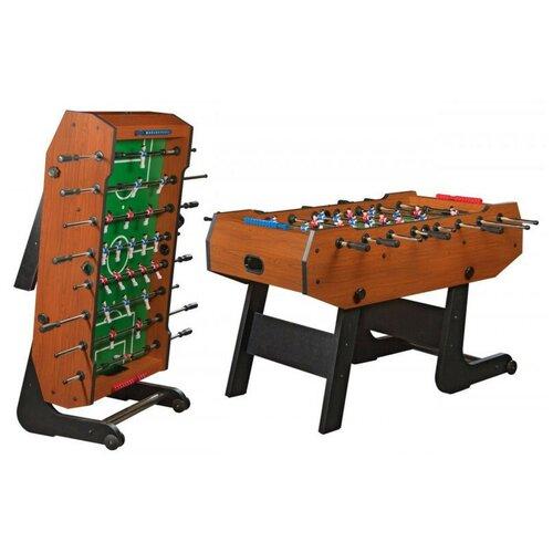 Игровой стол для футбола Weekend Maccabi орех игровой стол для футбола weekend stuttgart венге