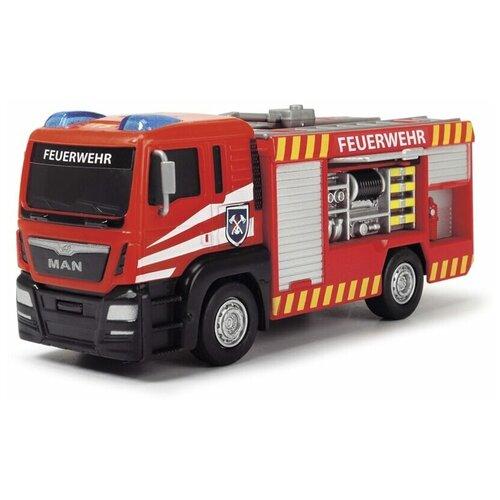 Пожарная машина Dickie 17 см машина dickie ру пожарная 62 см
