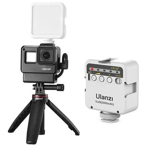 Фото - Осветитель Ulanzi VL49 Mini LED Белый осветитель ulanzi vl30