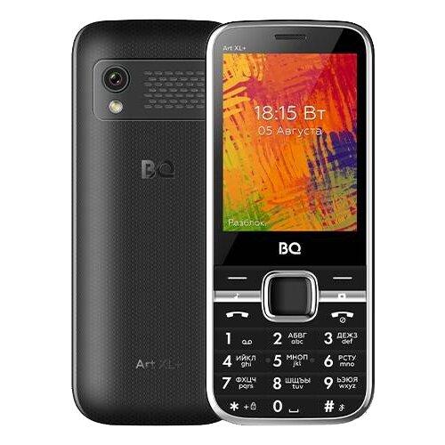 Телефон BQ 2838 Art XL+ черный