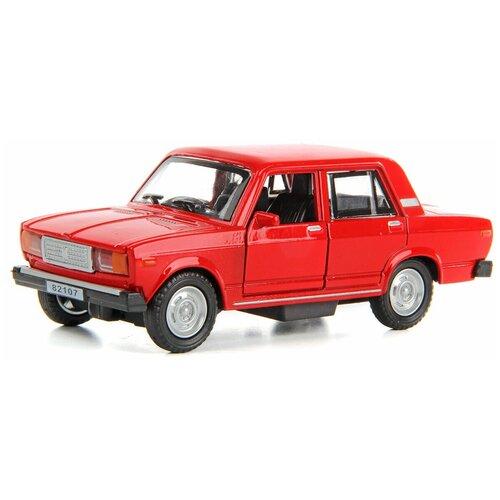 Купить Машина металлическая HOFFMANN 102636 РОССИЙСКИЙ АВТОПРОМ-7R 1:32, Машинки и техника