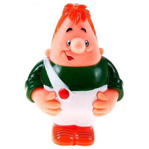 Купить Игрушка для ванной Играем вместе Карлсон (LXST09R) зеленый/белый/бежевый, Игрушки для ванной