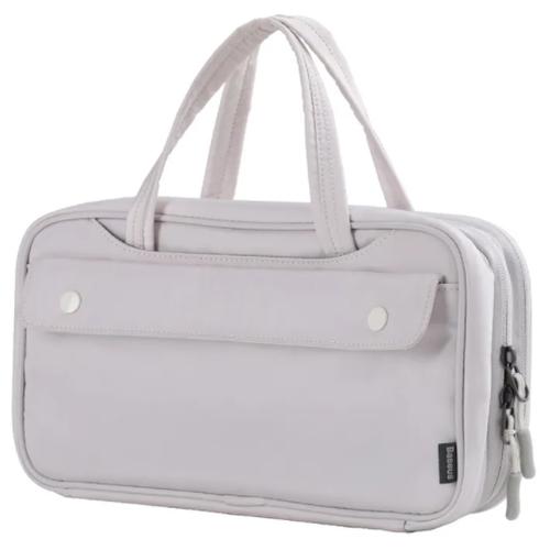 Ручная сумка Baseus Track Series Switch Storage Bag (LBGD-A02) Creamy-White