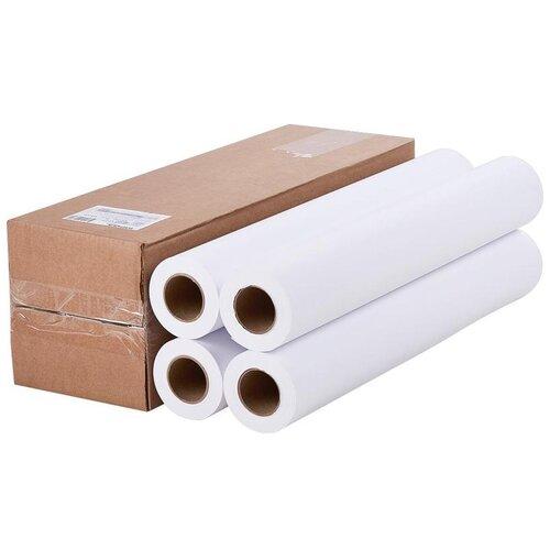 Фото - Бумага ProMEGA Engineer 914 мм. x 45 м. 80 г/м², 4 пачк., белый бумага cactus 914 мм cs lfptr 91445 90 г м² 45 м белый