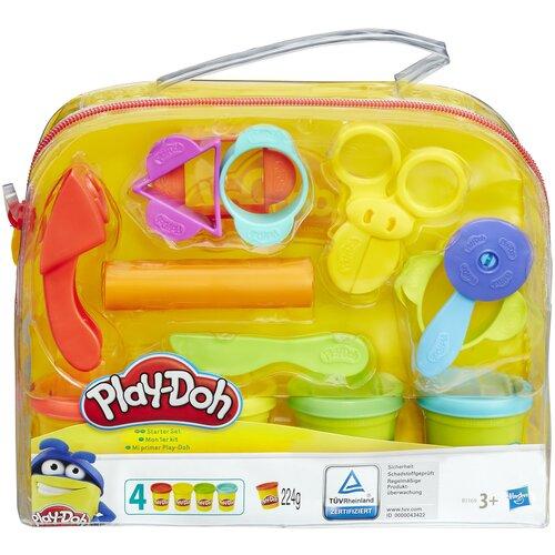 Купить Масса для лепки Play-Doh Набор Базовый (B1169), Пластилин и масса для лепки