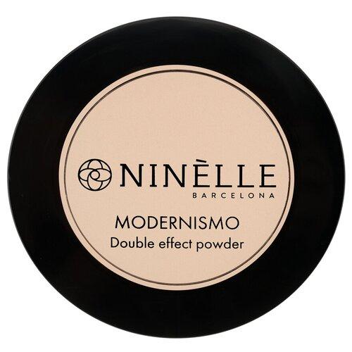 Ninelle Пудра компактная Modernismo 223 натуральный бежевый