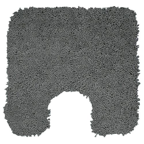 Фото - Коврик Spirella Highland, 55x55 см серый коврик spirella highland 55x65 см песочный