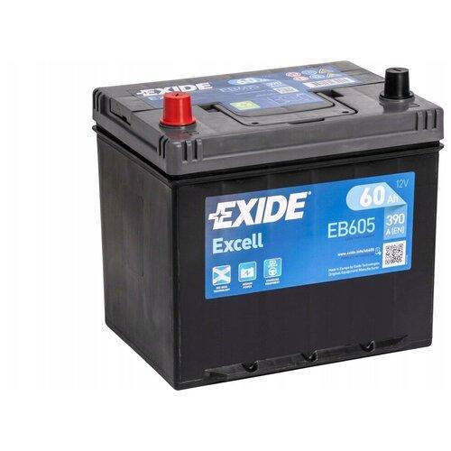 Автомобильный аккумулятор Exide Excell EB605