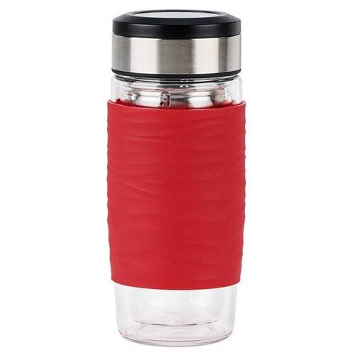 Фото - Термокружка EMSA Tea Mug, 0.4 л красный термокружка emsa travel mug grande 0 5 л красный