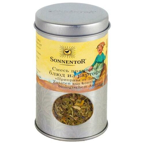 Sonnentor Приправа от Зиглинды смесь пряностей для блюд из картофеля, 18 г приправа для рыбы от свена sonnentor 35 гр