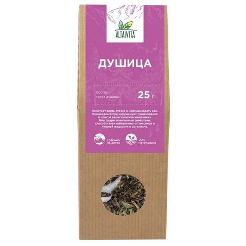 Чай травяной Altaivita Душица, 25 г
