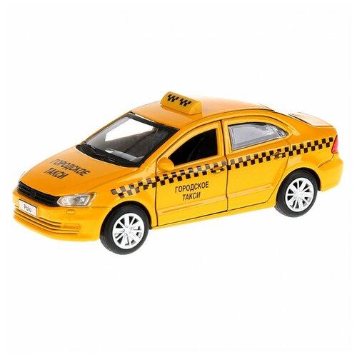 Машина Технопарк Volkswagen Polo Такси инерционная 259357