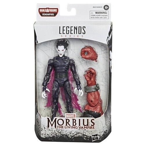 Купить Фигурка Hasbro: Marvel Legends: Venom Morbius The Living Vampire 15см E9300, Игровые наборы и фигурки