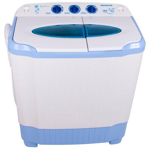 Стиральная машина RENOVA WS-50PET стиральная машина renova ws 35e 2015