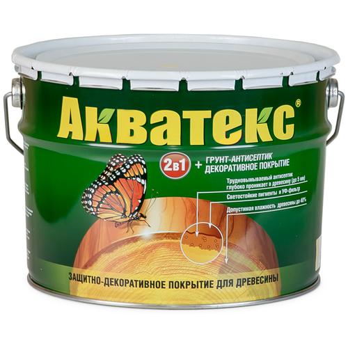 АКВАТЕКС Защитно-декоративное текстурное покрытие, 10 л