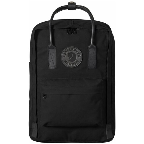 Фото - Городской рюкзак Fjallraven Kånken No.2 Laptop 15 black edition 18, черный рюкзак fjallraven kånken no 2 laptop 15 black edition 18 черный