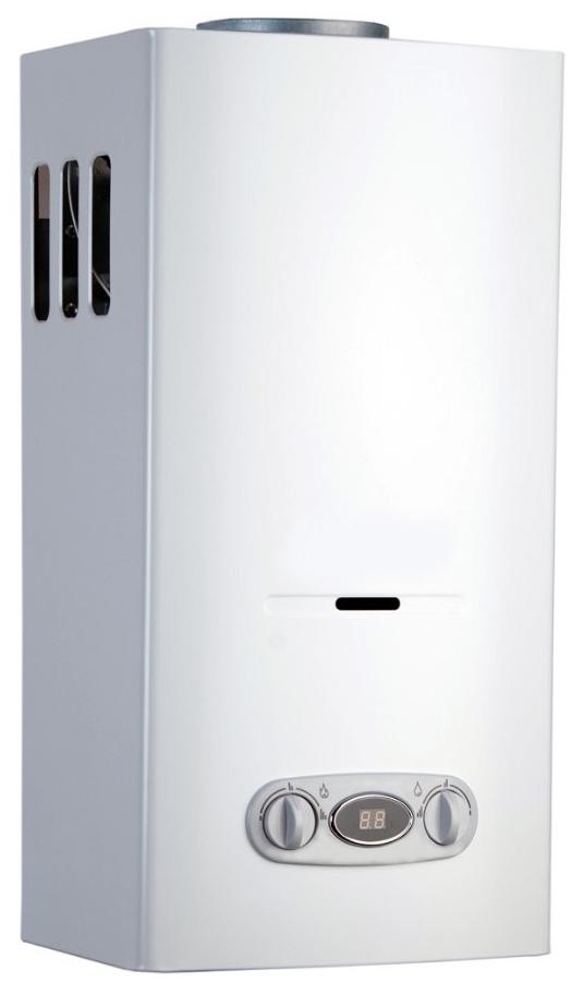 Проточный газовый водонагреватель Vilterm S11, белый