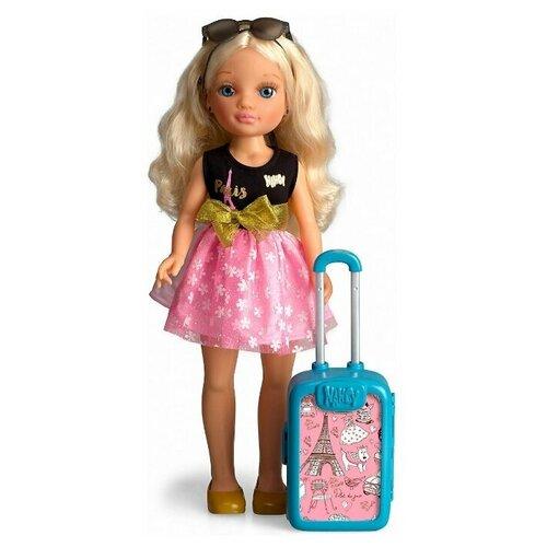 Кукла Famosa Нэнси путешествие в Париж, 42 см