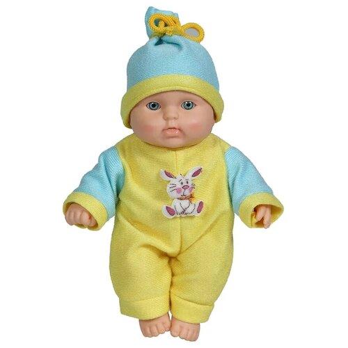 Купить Кукла Весна Карапуз 10 (мальчик), 20 см, В2196, Куклы и пупсы