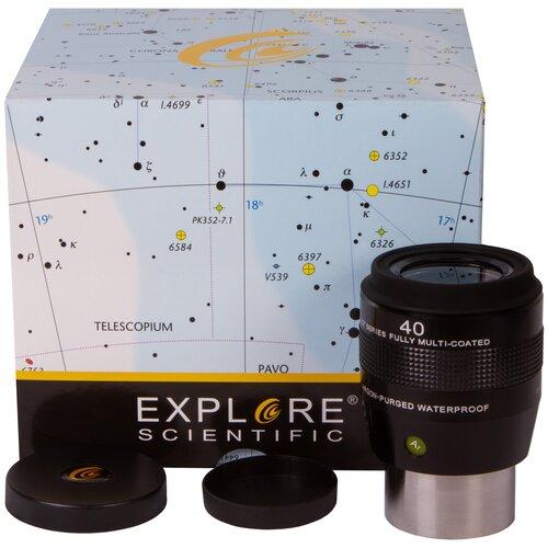 Фото - Окуляр BRESSER Explore Scientific LER 62° 40 мм, 2 (AR) 75802 черный интерактивный глобус oregon scientific adventure ar v 2 0