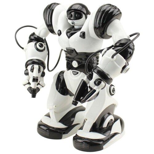 Робот Jia Qi Roboactor белый/черный