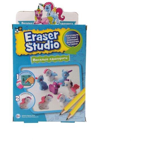 Купить Набор для изготовления ластиков Веселые единороги Diamant Toys, Поделки и аппликации