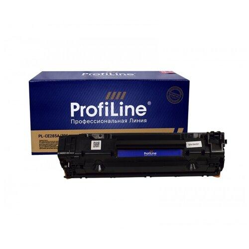 Картридж HP CE285A 725 (№ 85A) для HP LaserJet Pro P1101, P1102, P1102w, Canon i-SENSYS LBP6000, LBP6020, MF3010, LBP6000B, LBP6020B, LBP6030B, MF3010, совместимый