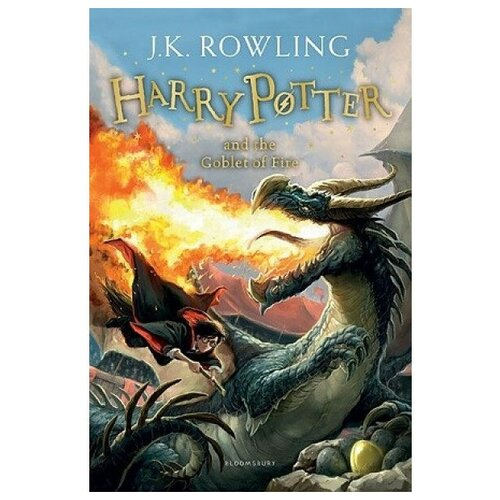 Harry Potter and the Goblet of Fire (book 4) Rowling, J.K.