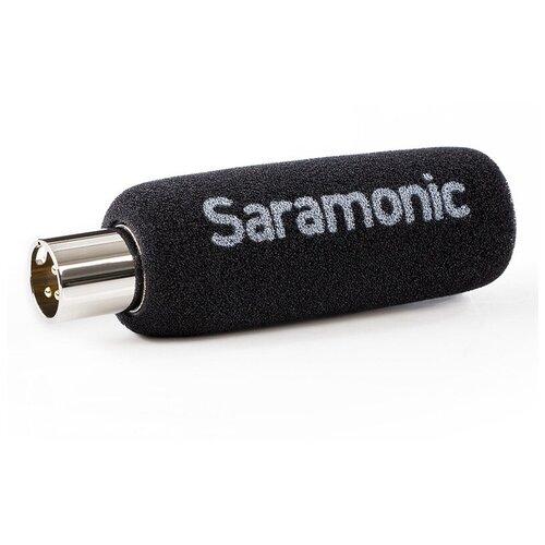 Микрофоны Saramonic SR-AXM3, направленные, моно, XLR, 2 шт.