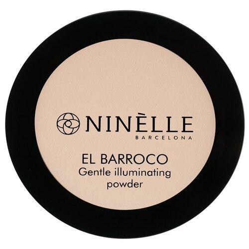 Ninelle Компактная пудра El Barroco 232 натуральный бежевый