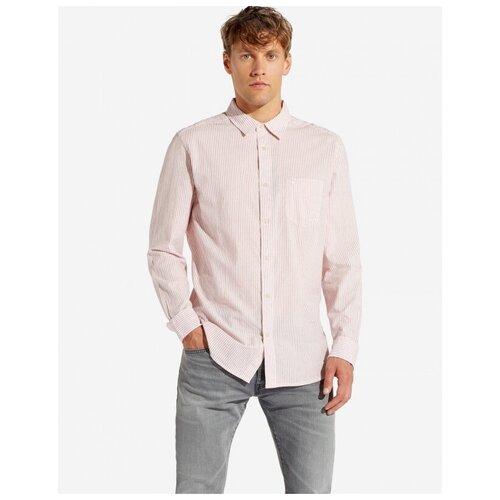 Фото - Рубашка Wrangler размер S розовый рубашка wrangler рубашка