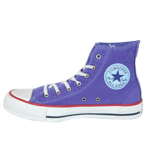 Кеды Converse Chuck Taylor All Star Better Wash HI размер 42.5, purple