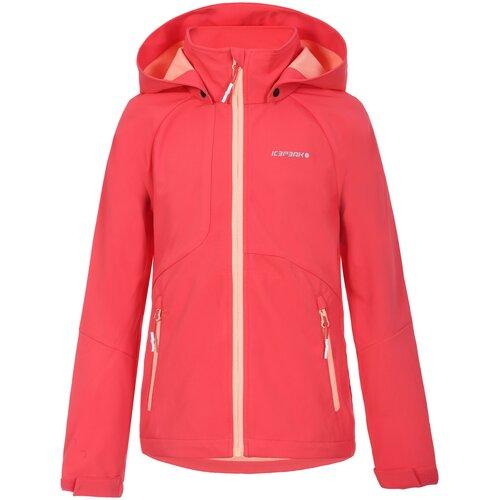 Куртка ICEPEAK размер 140, розовый