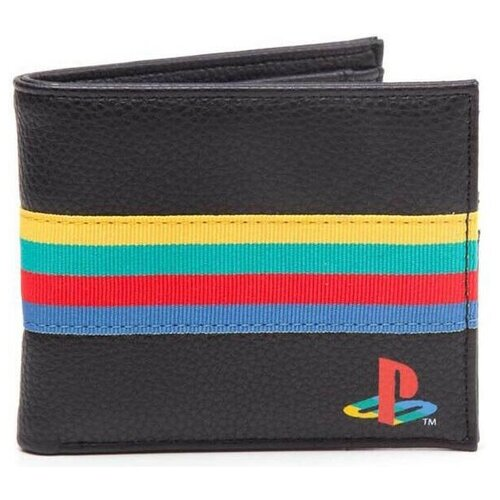 Кошелёк Playstation: Webbing Bifold