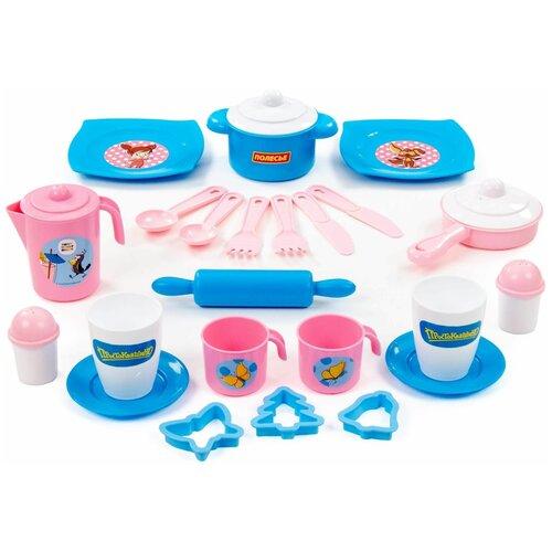 Посуда Полесье Набор детской посуды