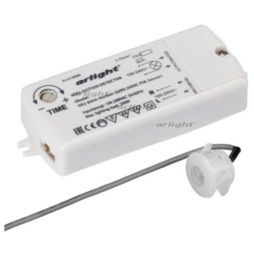 Фото - Датчик SR2-Motion (220V, 500W, PIR-Sensor) (arlight, -) выключатель сенсорный с контактным проводом 220v 500w pm218ws 220v
