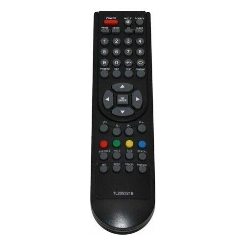 Фото - Пульт TL20S321B TV для телевизора IZUMI пульт 37m10 rubin izumi hyundai для телевизора rolsen